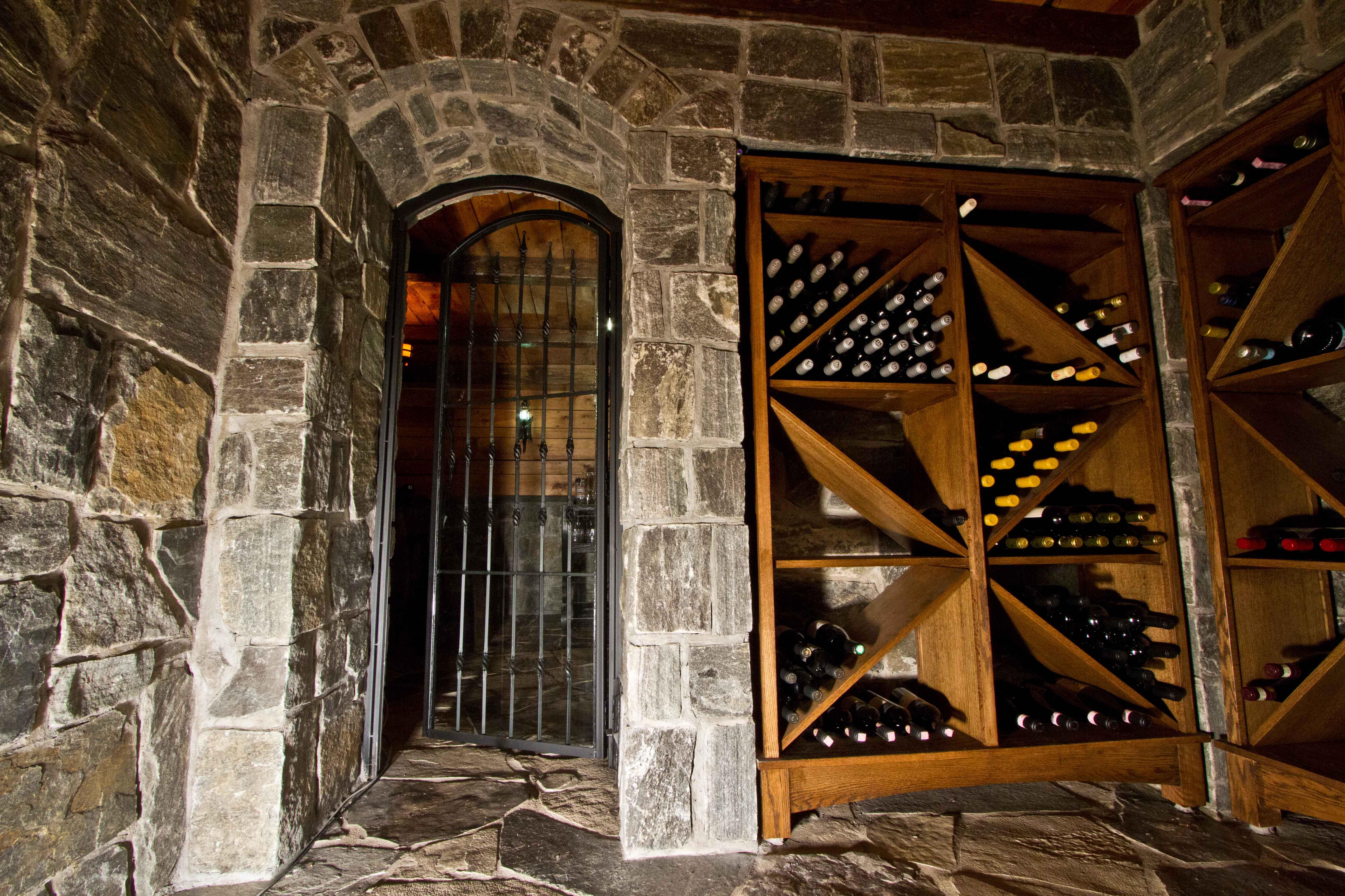 Medieval Wine Cellar Colebuilt